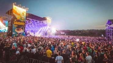Х ювілейний фестиваль Zaxidfest / Західфест 2018